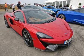 McLaren 570 GT goodwood 2018