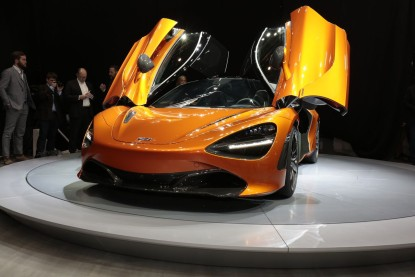 prix mclaren 720s tarif et configurateur d j disponibles mclaren auto evasion forum auto. Black Bedroom Furniture Sets. Home Design Ideas