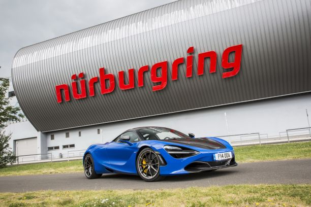 essai extr me la mclaren 720s en test au n rburgring l 39 argus. Black Bedroom Furniture Sets. Home Design Ideas