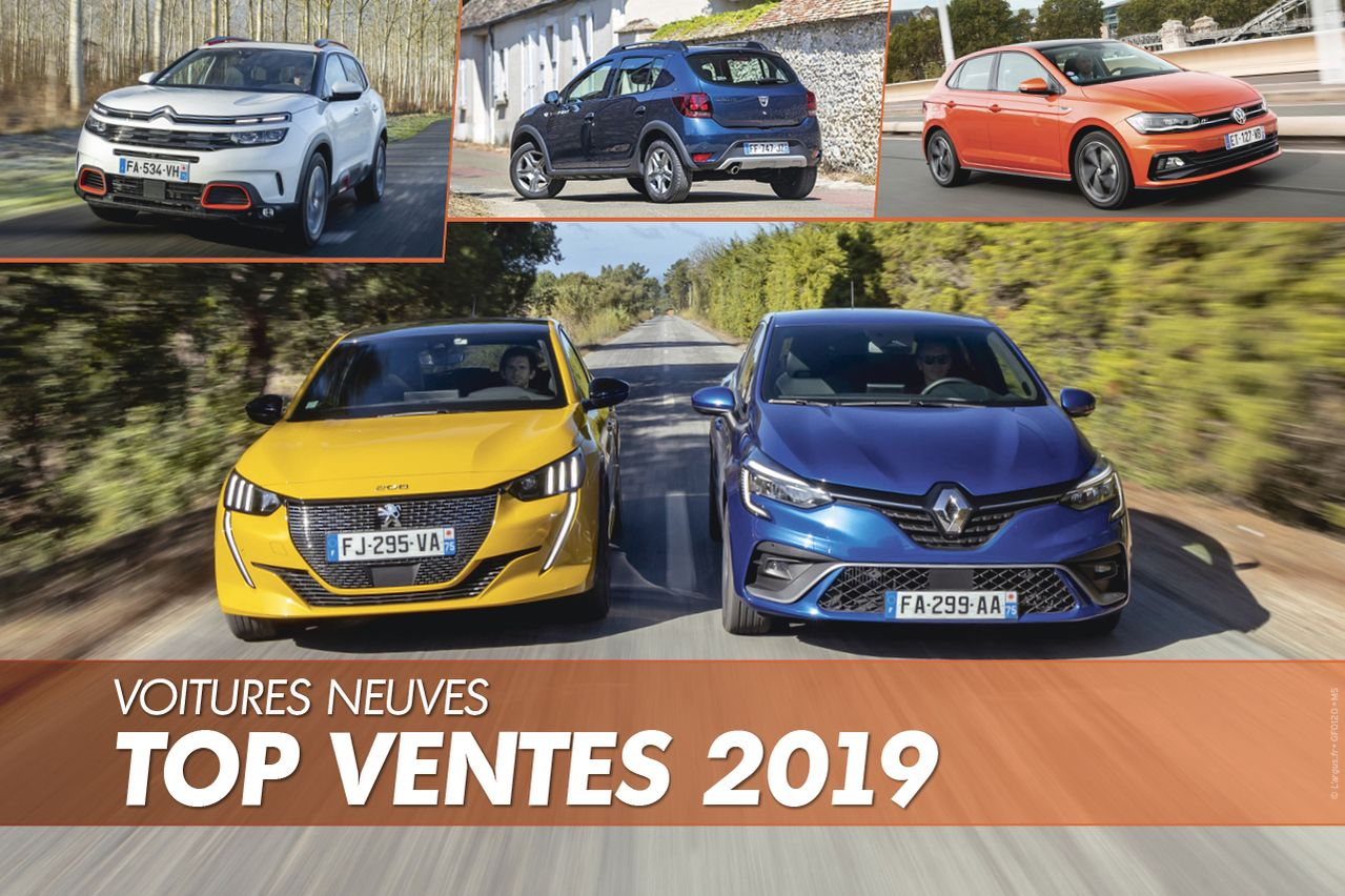 France Les Vendues En Voitures L'argus Plus 2019 Ok8nPZN0wX