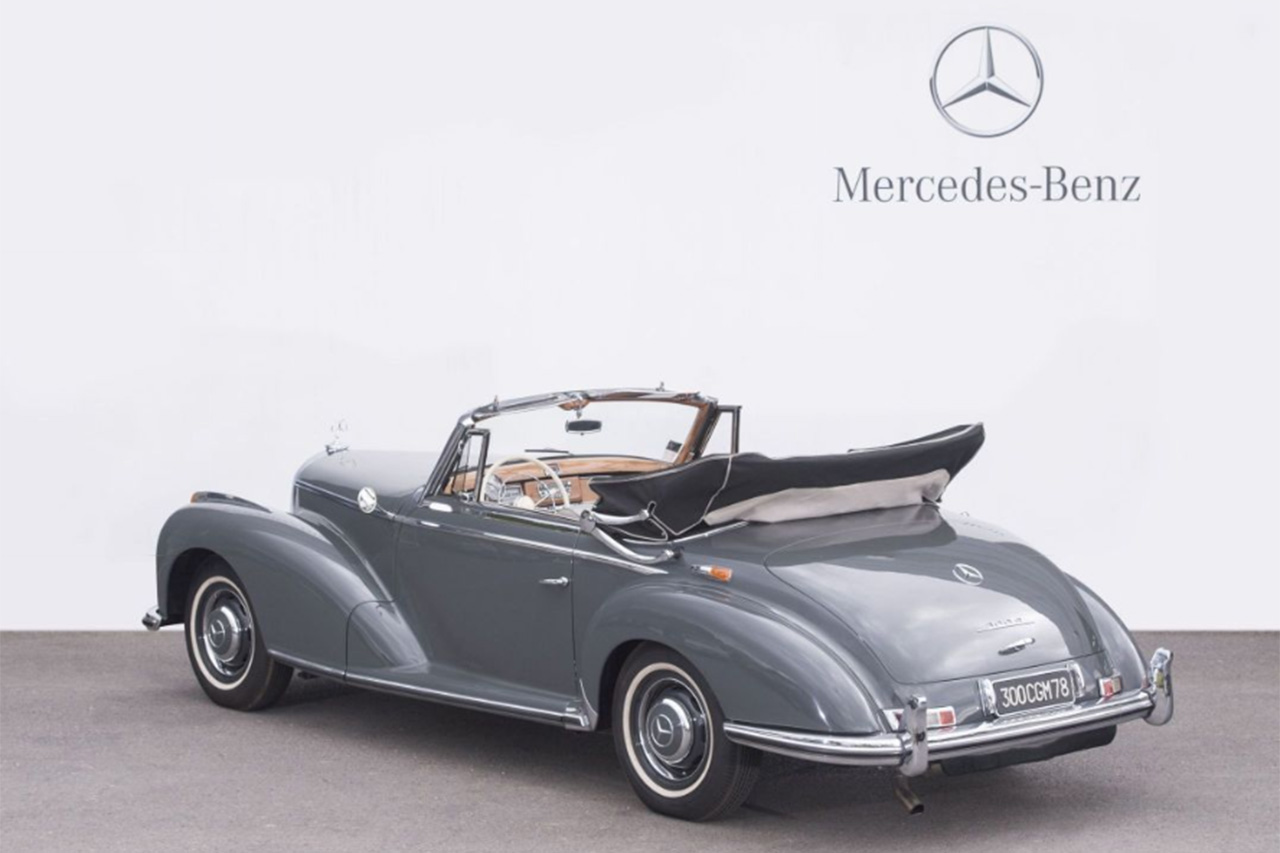 vente artcurial mercedes france a vendu sa collection photo 6 l 39 argus. Black Bedroom Furniture Sets. Home Design Ideas