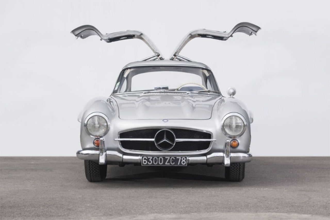 vente artcurial mercedes france a vendu sa collection voitures anciennes auto evasion. Black Bedroom Furniture Sets. Home Design Ideas
