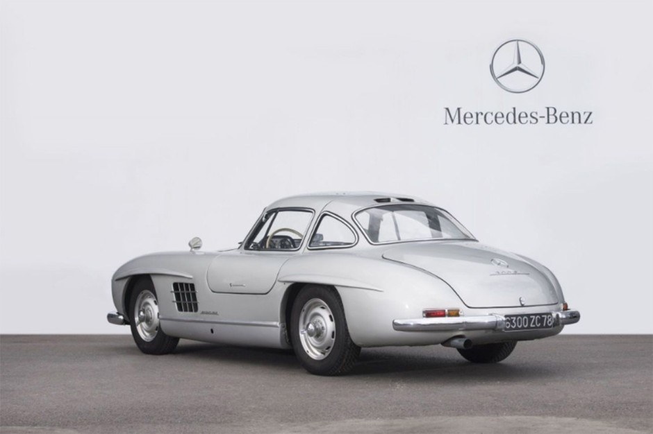 une mercedes 300 sl abandonn e cuba photo 1 l 39 argus. Black Bedroom Furniture Sets. Home Design Ideas
