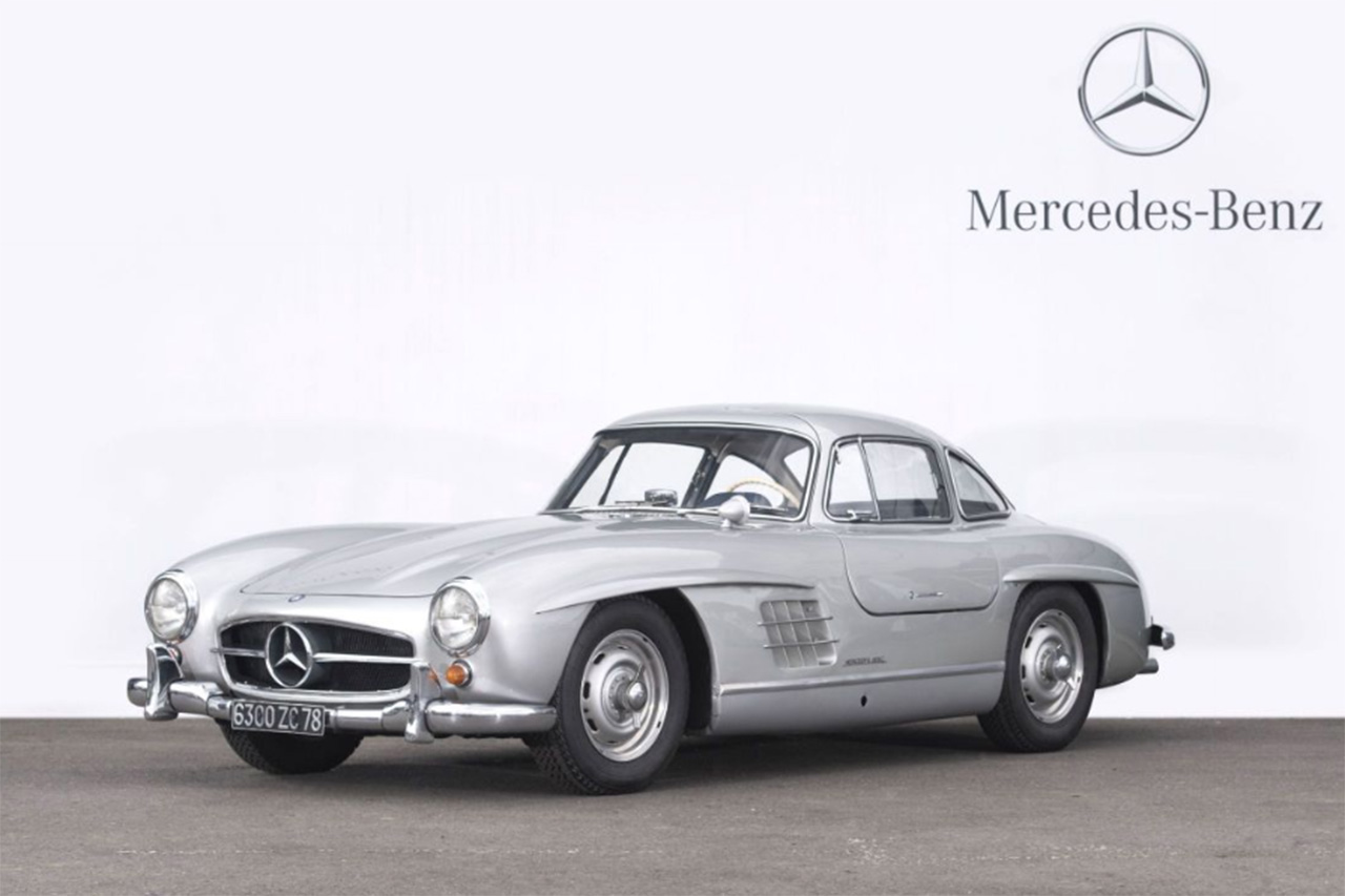 une mercedes 300 sl abandonn e cuba photo 2 l 39 argus. Black Bedroom Furniture Sets. Home Design Ideas