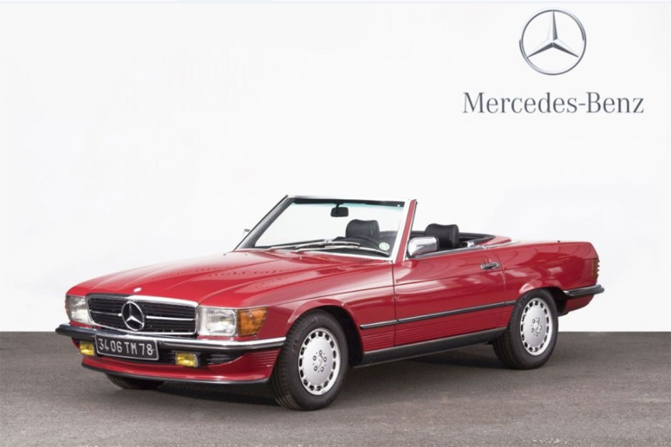 mercedes sl occasion annonces achat vente de voitures. Black Bedroom Furniture Sets. Home Design Ideas