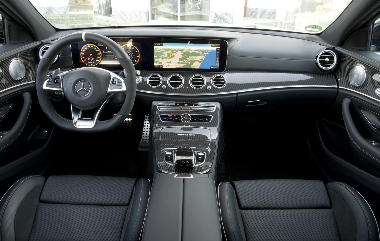 essai mercedes amg classe e 63 s tous aux abris. Black Bedroom Furniture Sets. Home Design Ideas