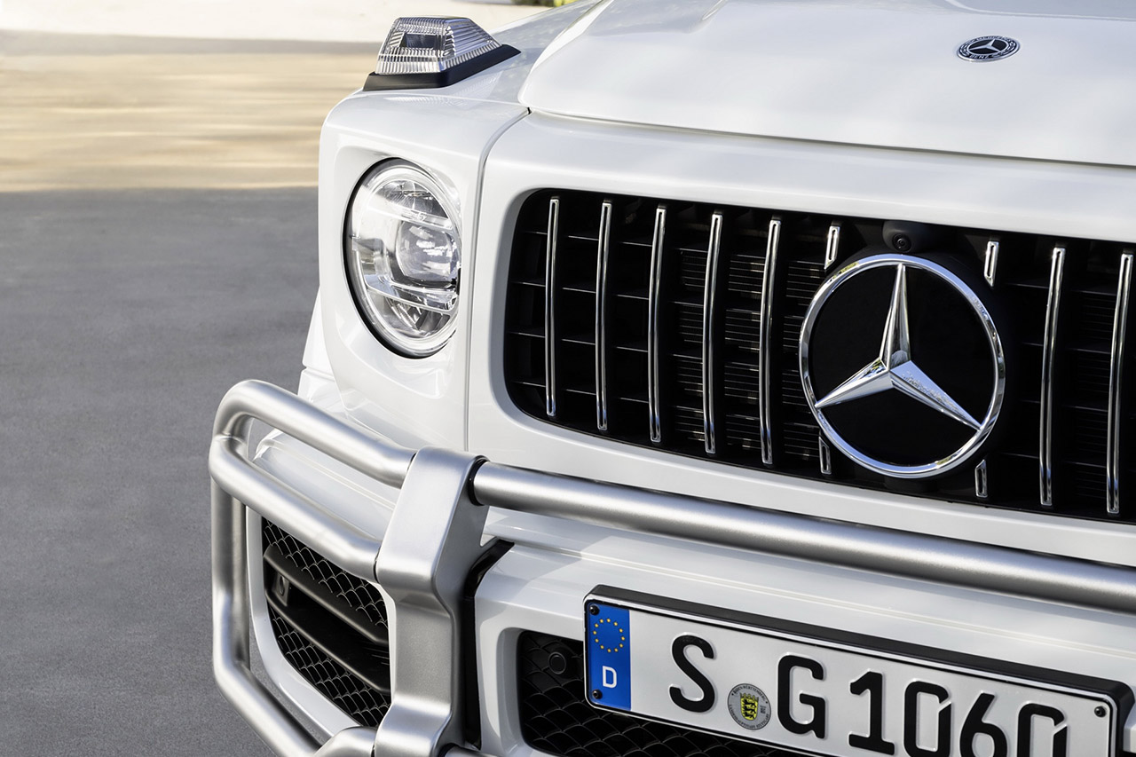 Mercedes classe g une nouvelle version g63 amg avec for Mercedes benz global