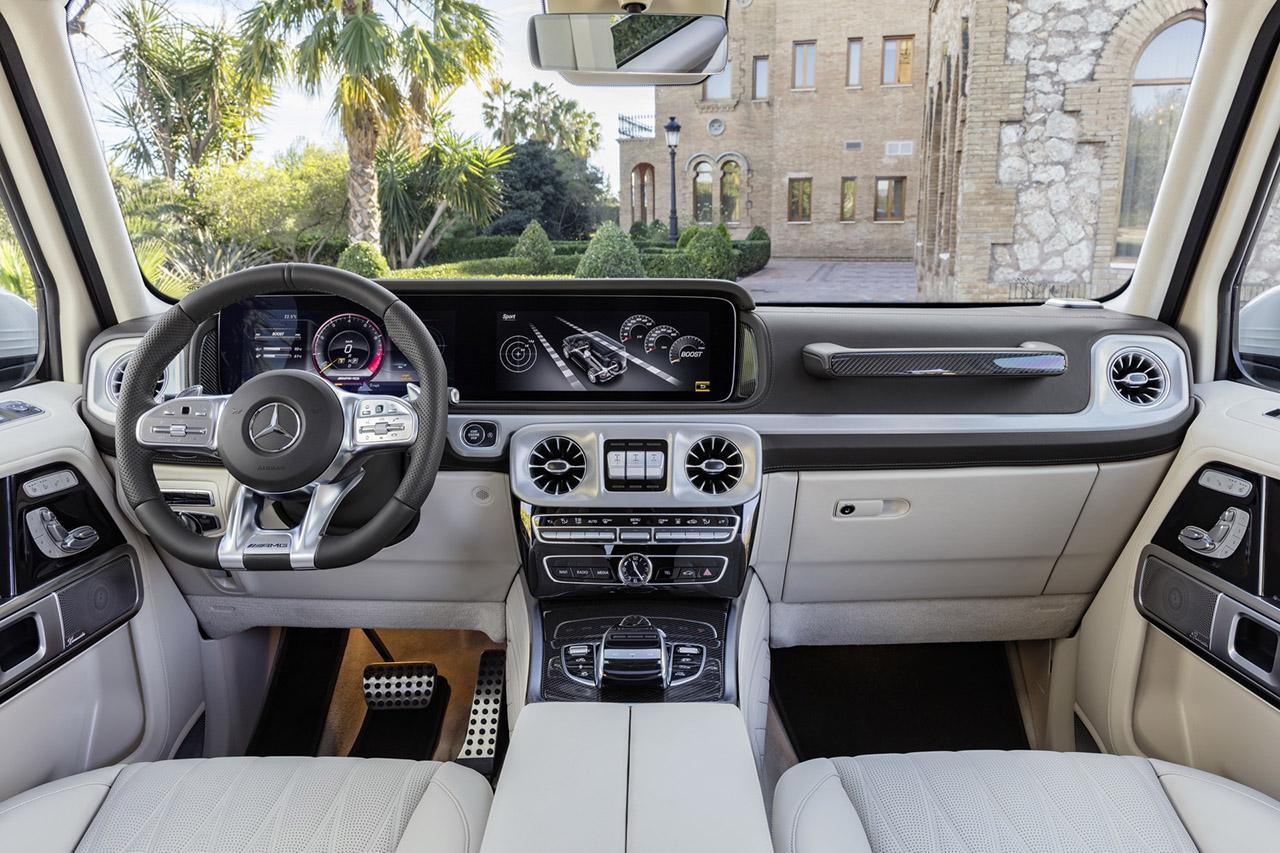 Mercedes Classe G Une Nouvelle