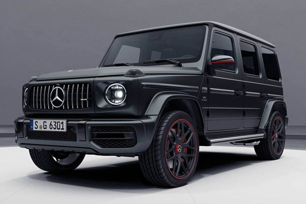 mercedes classe g une nouvelle version g63 amg avec edition 1 l 39 argus. Black Bedroom Furniture Sets. Home Design Ideas