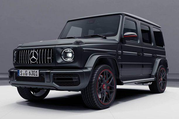 Mercedes Classe G >> Mercedes Classe G Une Nouvelle Version G63 Amg Avec Edition 1 L