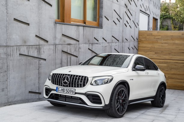 mercedes amg glc 63 4matic coup premi res photos officielles l 39 argus. Black Bedroom Furniture Sets. Home Design Ideas