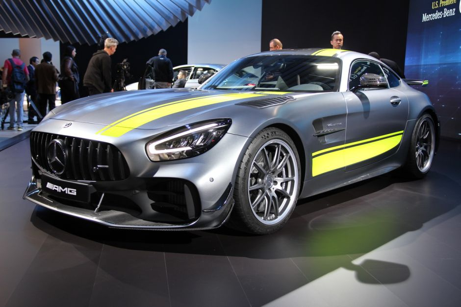 Mercedes-AMG GT R Pro Los Angeles 2018