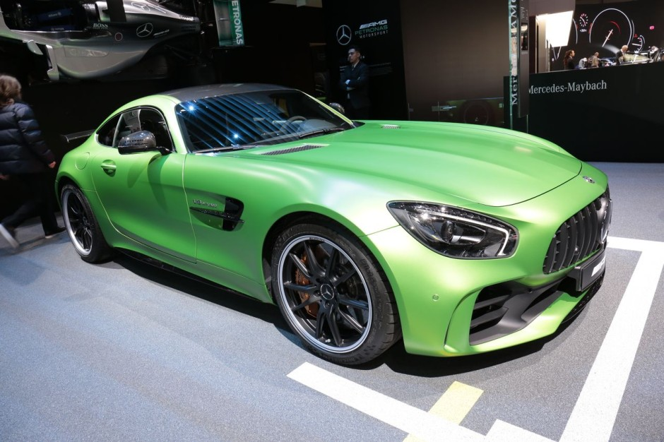 top 25 des voitures les plus ch res mercedes amg gt r 174 800 l 39 argus. Black Bedroom Furniture Sets. Home Design Ideas