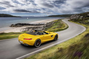amg gt roadster s 2018