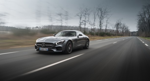 Argus Mercedes Benz Amg Gts