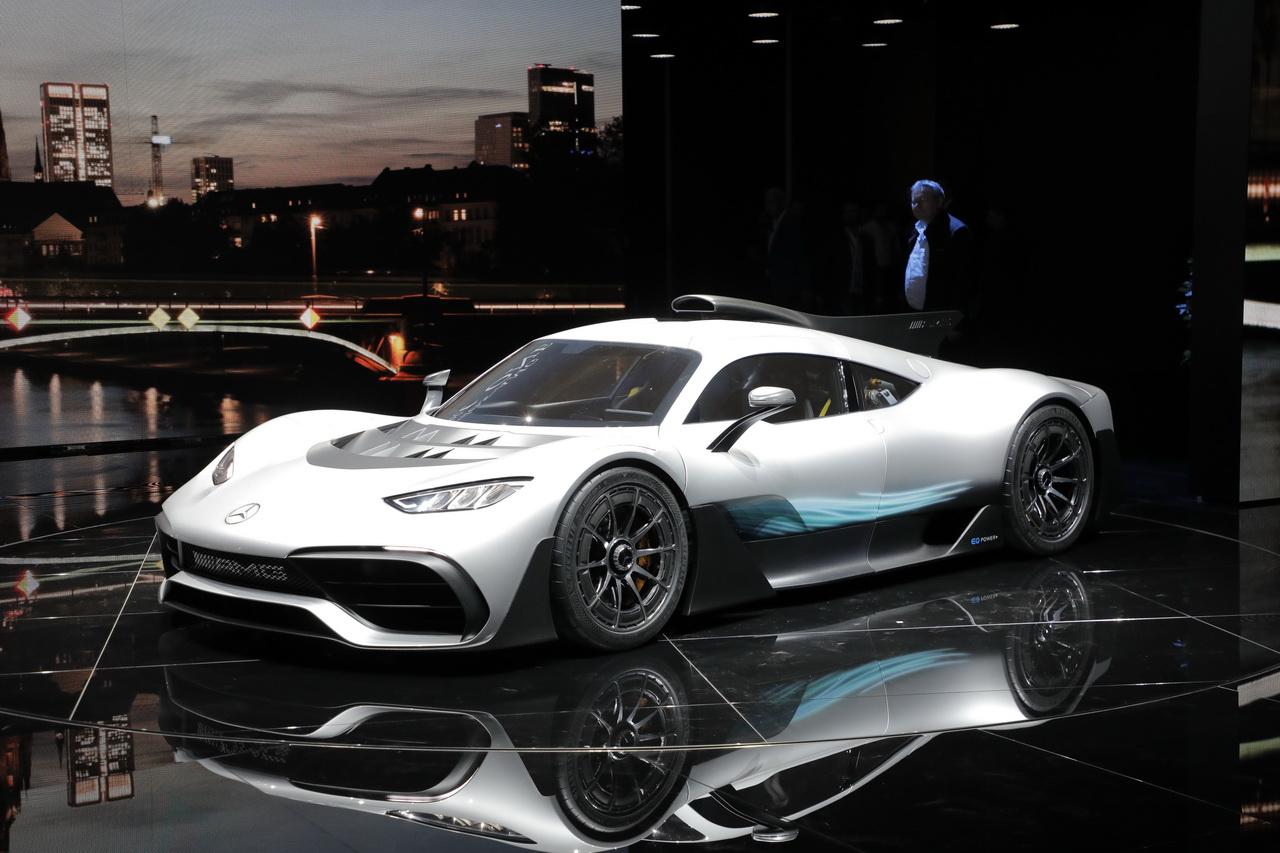 Mercedes Project One Deja Victime De La Speculation L Argus