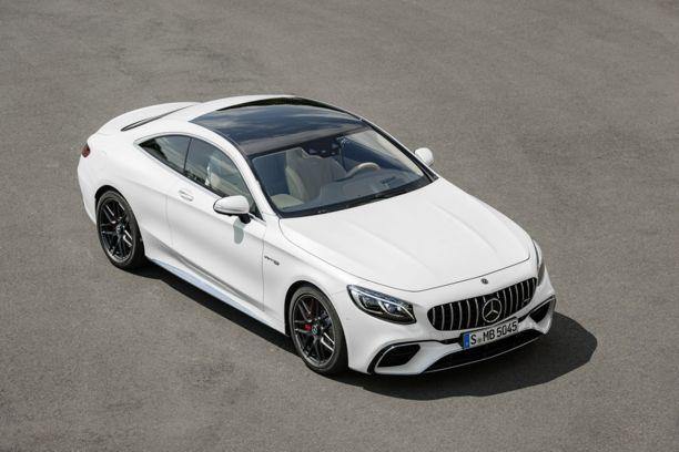 Mercedes Classe S Coupe Et Cabriolet Tous Les Tarifs L Argus