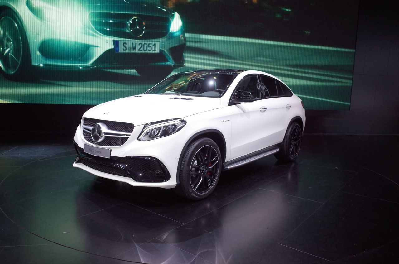 mercedes gle coup 2015 en direct de detroit photo 11 l 39 argus. Black Bedroom Furniture Sets. Home Design Ideas