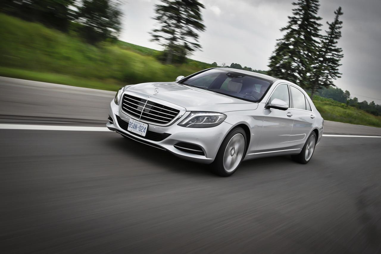 Essai de la limousine la plus sophistiqu e mercedes benz for Mercedes benz alexandria la