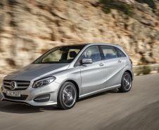 Essai Mercedes Classe B restyl� : Mercedes change, pas le Classe B !