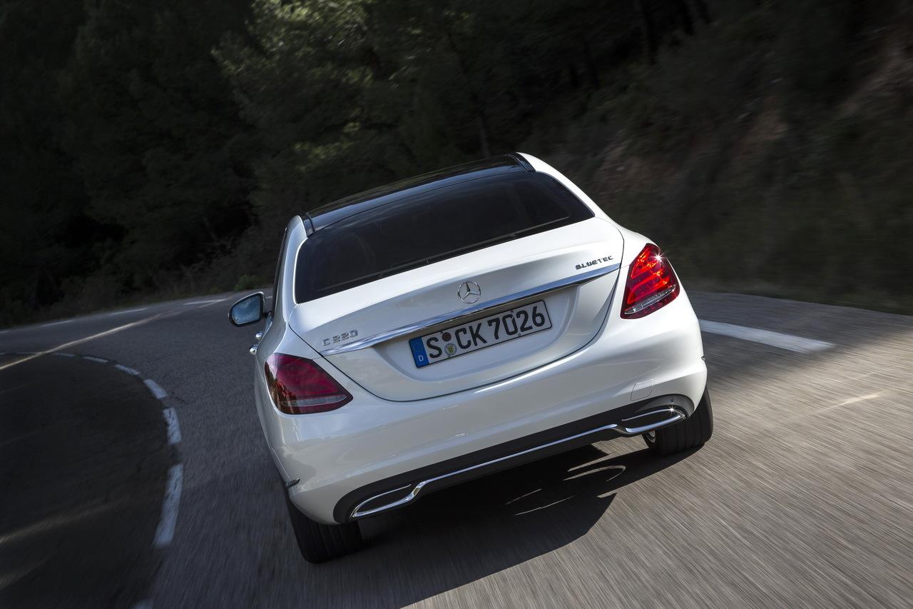 Essai Mercedes Classe C 220 Bluetec 2014 Que Reste T