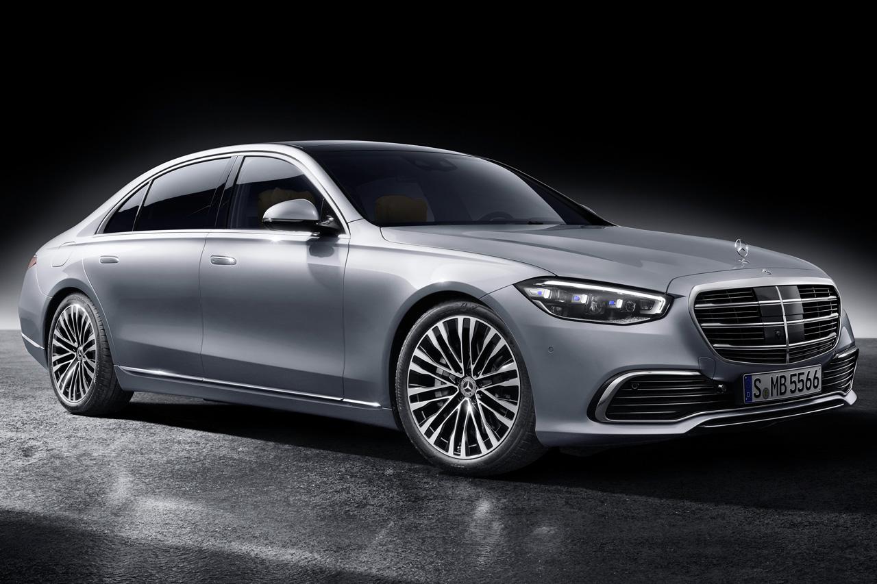 Mercedes Classe S (2020) : voici la nouvelle Classe S W223 !