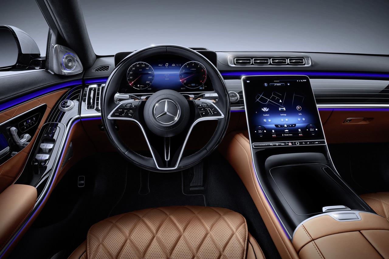 Mercedes Classe C (2021). A bord de la nouvelle familiale ...