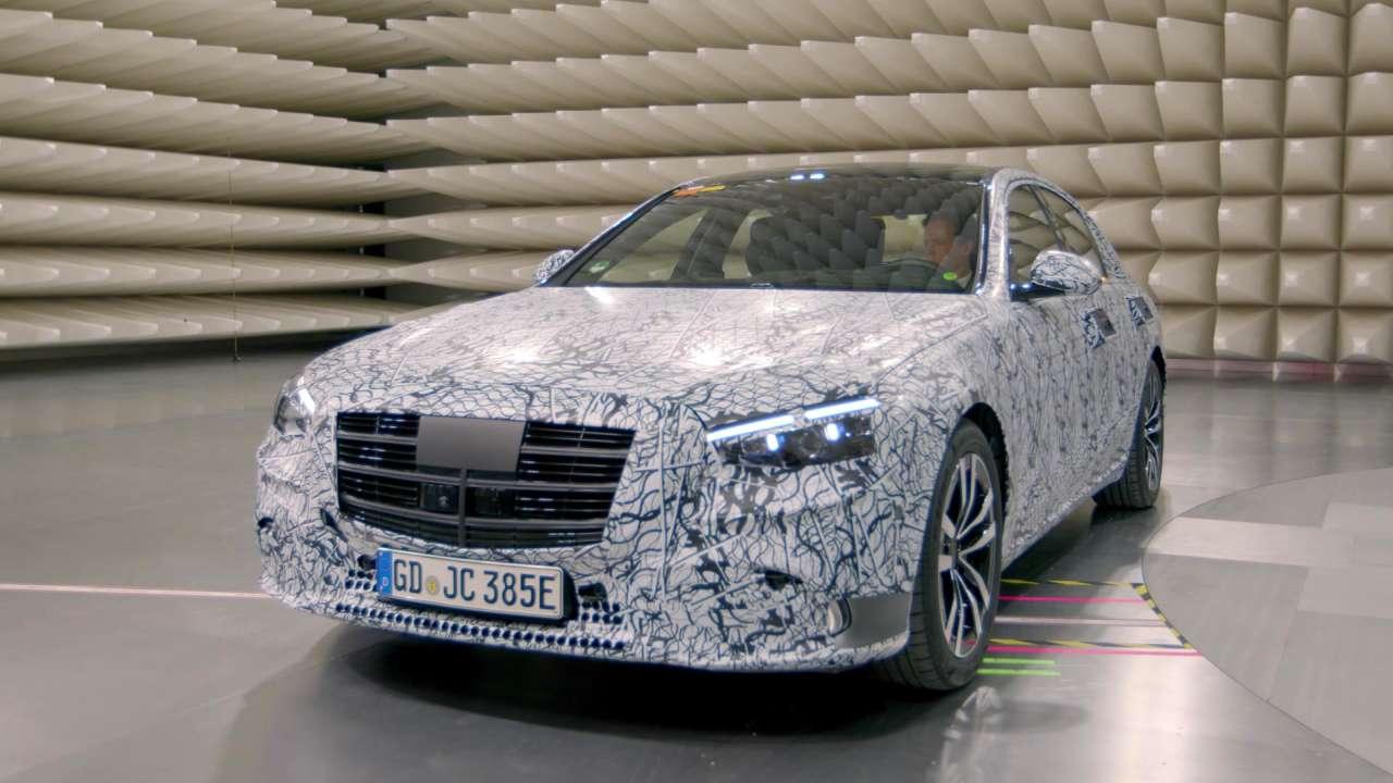 Mercedes Classe S (2021) : toutes les infos sur la limousine