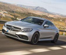 Prix de plus de 100 000 € pour cette Mercedes Classe C Coupé AMG 63 S !