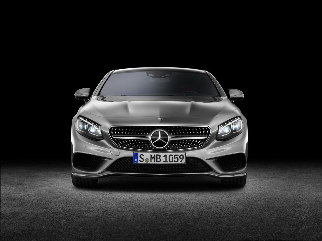L'intégration des capteurs dans le design Mercedes-calsse-s-coupe-2014-geneve-03