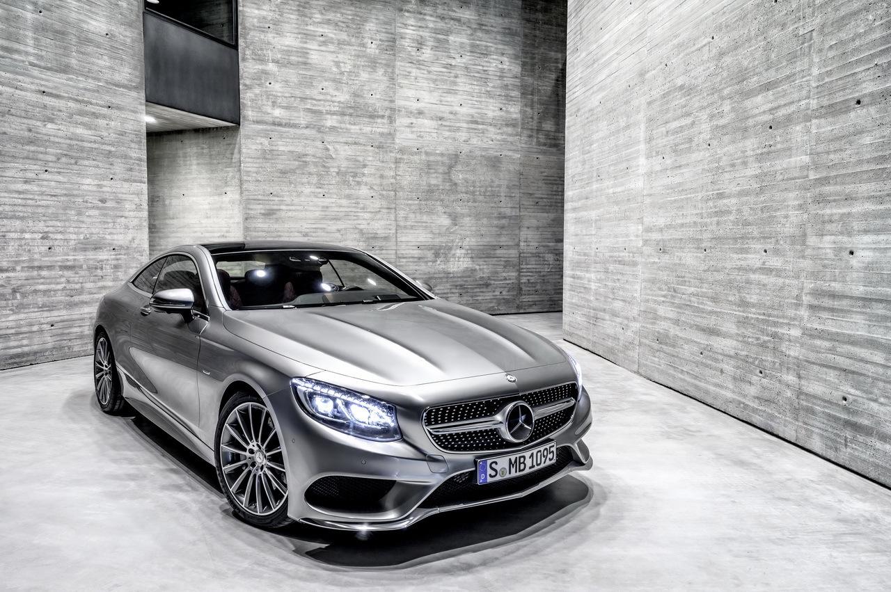 Mercedes Benz Classe S Mercedes Classe S Coupe 2014 Ode Au