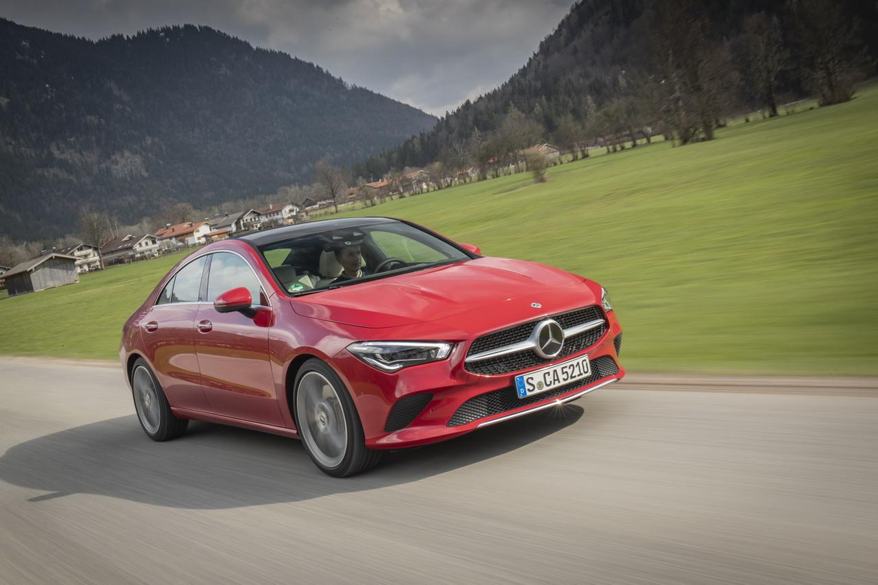 Essai Mercedes CLA 200  : notre avis sur le nouveau CLA Coupé 2019