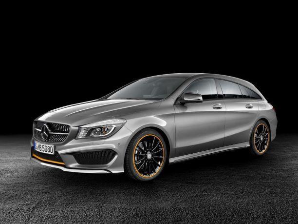 Serie Speciale Mercedes Cla Orangeart Edition Les Tarifs L Argus