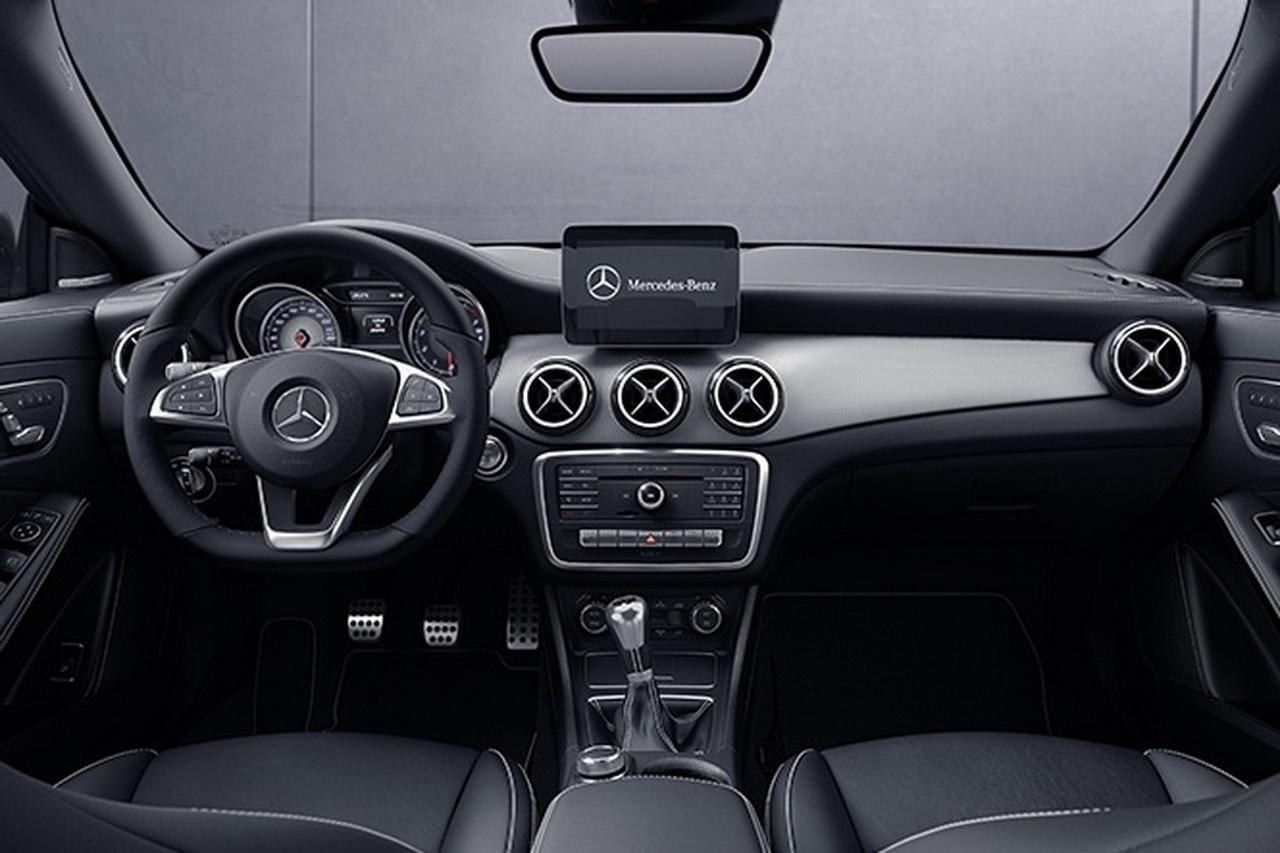 Mercedes Classe A Et Cla Whiteart Edition Nouvelle S 233 Rie