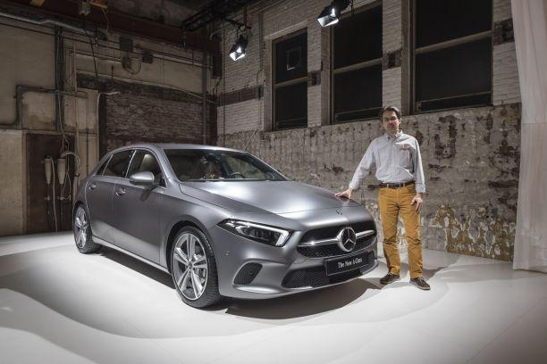 Mercedes Classe A 2018 Bienvenue A Bord De La Nouvelle Classe A
