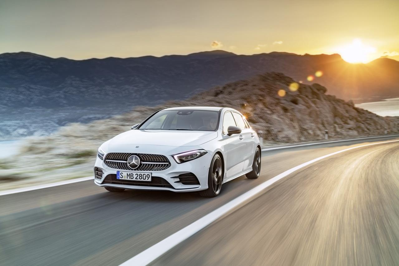 Mercedes Classe A (2018) : suivez notre essai
