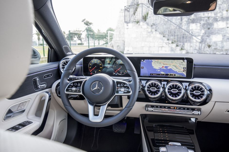 Mercedes Classe A 2018 Notre Essai En 30 Images Photo