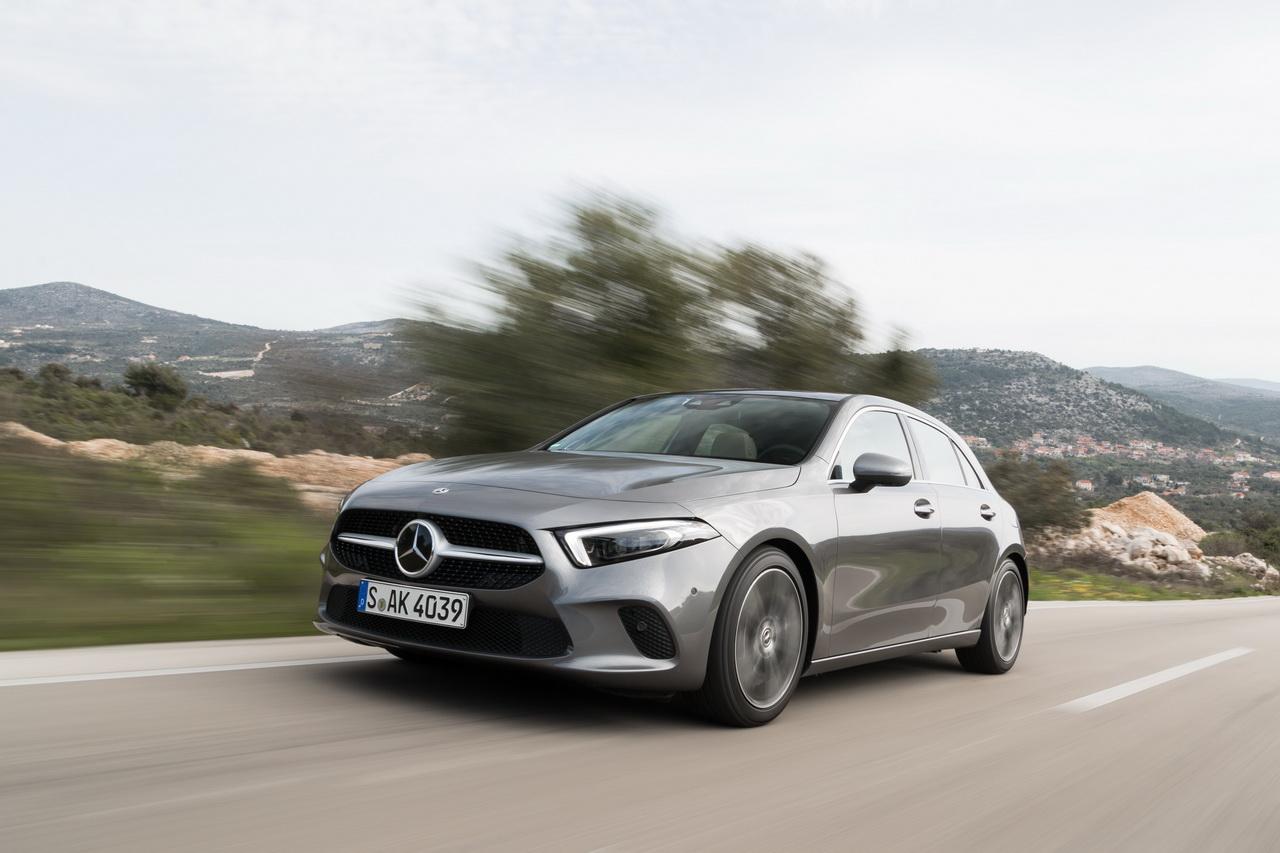 Mercedes Classe A  Prix Neuf