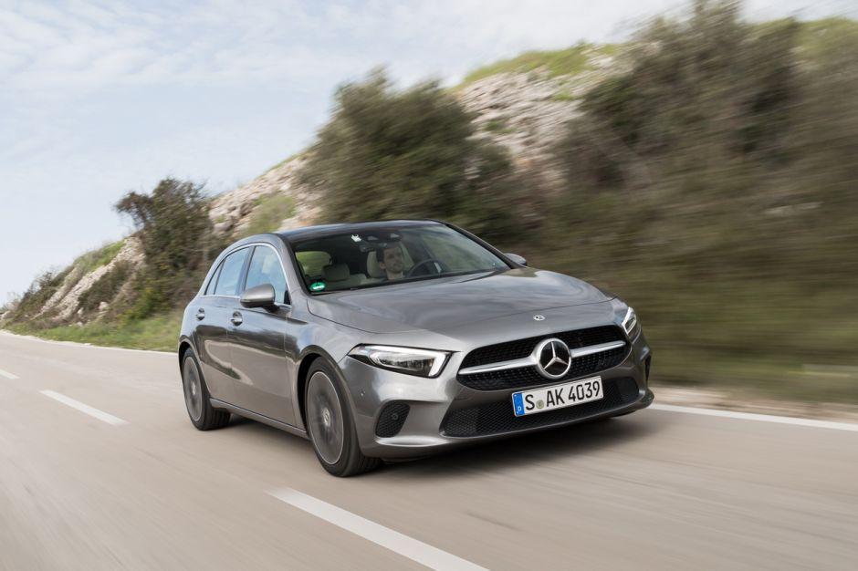 Auto Journal Avis Sur Mercedes Classe A Essence