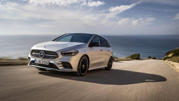 Essai Mercedes Classe B 2019 On Reviendra Plus Tard L Argus