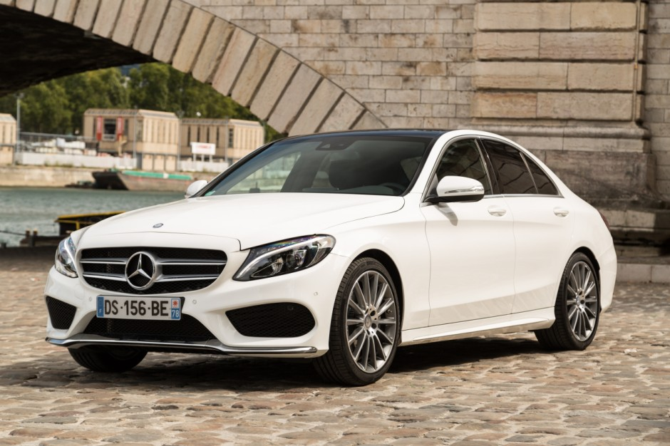 mercedes classe c 2018 photos et infos de la classe c restyl e photo 26 l 39 argus