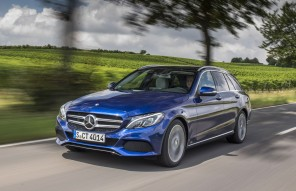 La Mercedes Classe C Estate sera disponible en septembre 2014 à partir de 45 300 €
