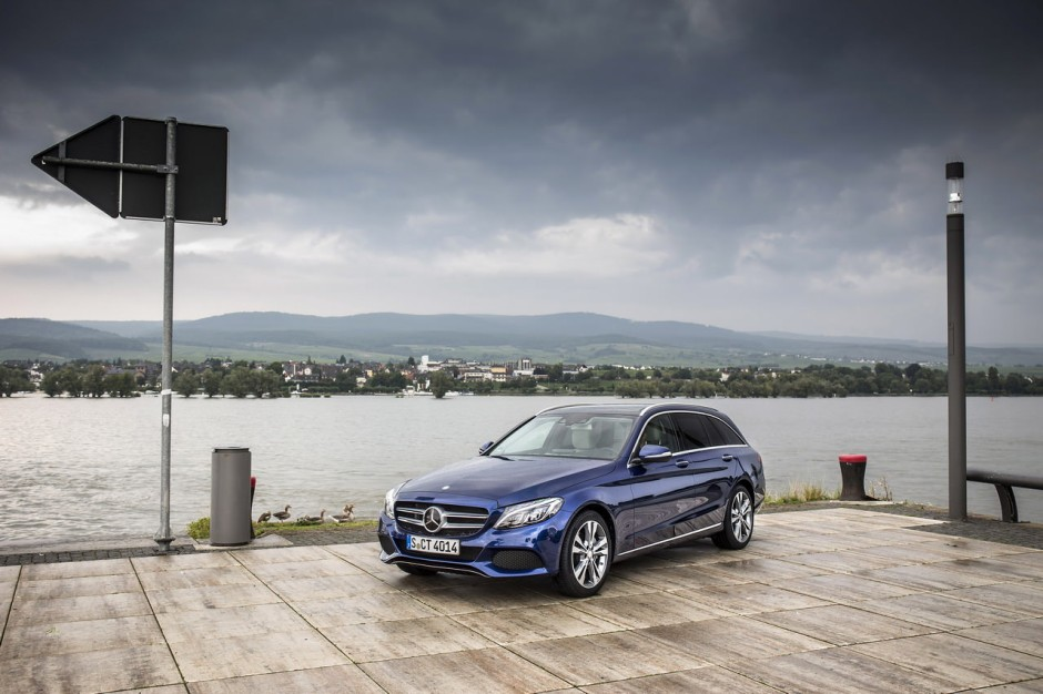 essai mercedes classe c 250 bluetec break bva7 2014 photo 5 l 39 argus