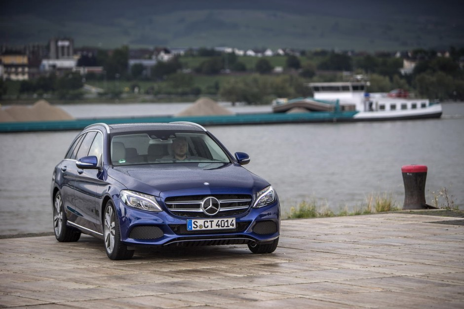 essai mercedes classe c 250 bluetec break bva7 2014 photo 12 l 39 argus