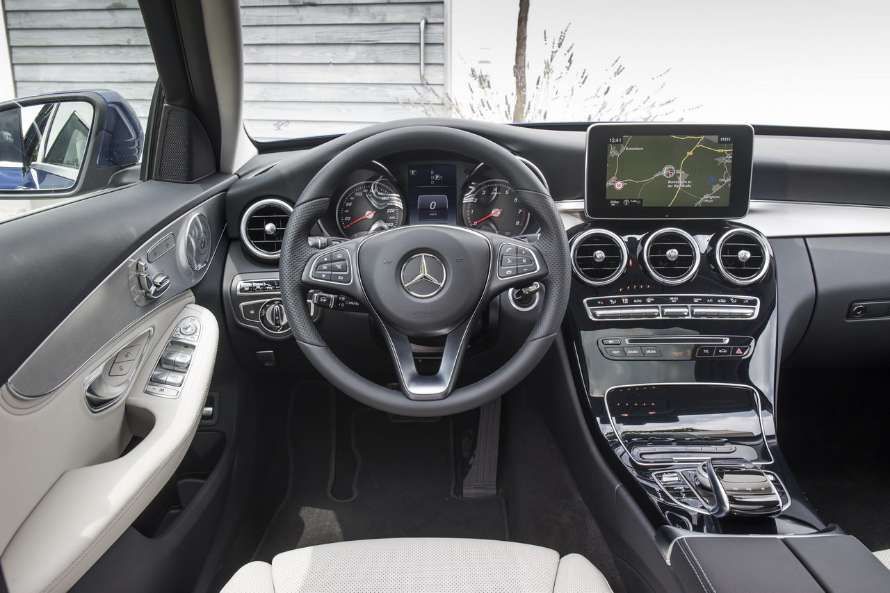essai mercedes classe c 250 bluetec break bva7 2014 photo 29 l 39 argus. Black Bedroom Furniture Sets. Home Design Ideas