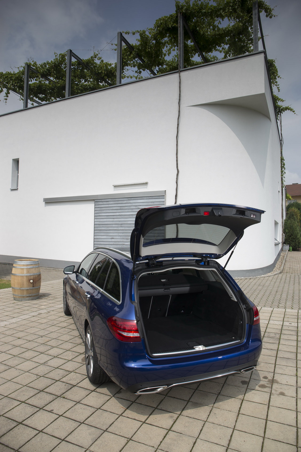 essai mercedes classe c 250 bluetec break bva7 2014 photo 30 l 39 argus. Black Bedroom Furniture Sets. Home Design Ideas
