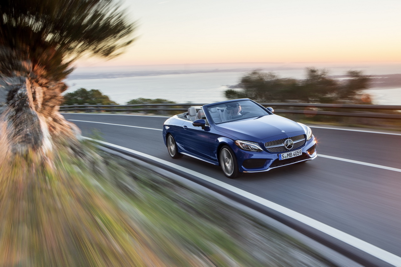 mercedes classe c cabrio 2016 photos et infos officielles photo 1 l 39 argus. Black Bedroom Furniture Sets. Home Design Ideas