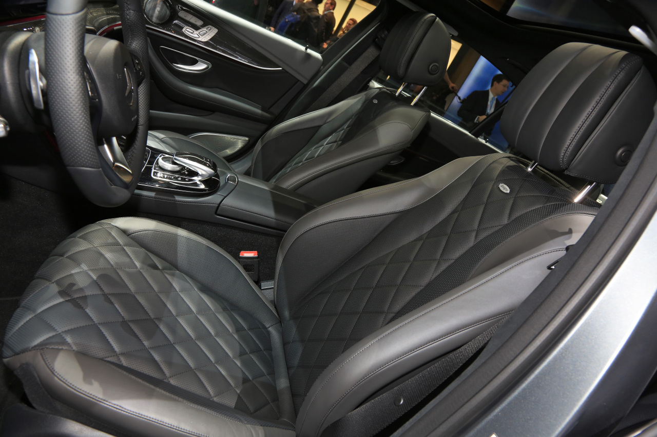 mercedes classe e 2016 l 39 d j bord au naias 2016 photo 11 l 39 argus. Black Bedroom Furniture Sets. Home Design Ideas
