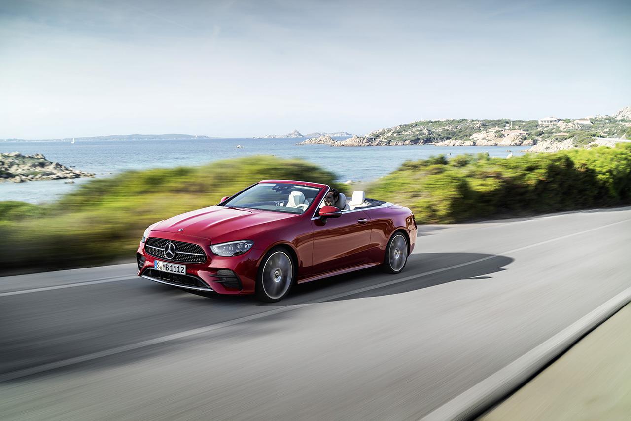 Mercedes pense arrêter ses coupés et ses cabriolets aux Etats-Unis