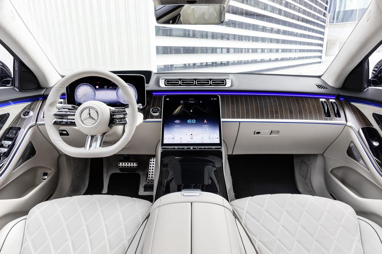 Mercedes Classe S (2020) : voici la nouvelle Classe S W223 ...